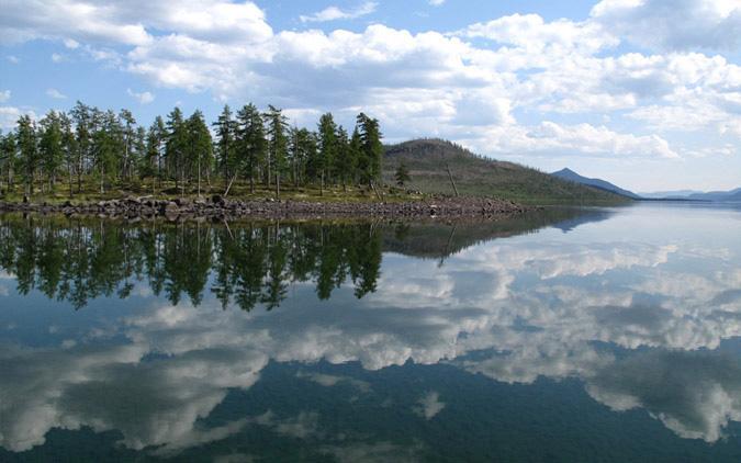 озеро великое рыбалка тверская
